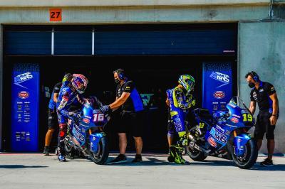 Italtrans Racing conferma Roberts e Dalla Porta nel 2022