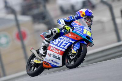 Moto3™ recap: Salac surefooted in Friday Free Practice