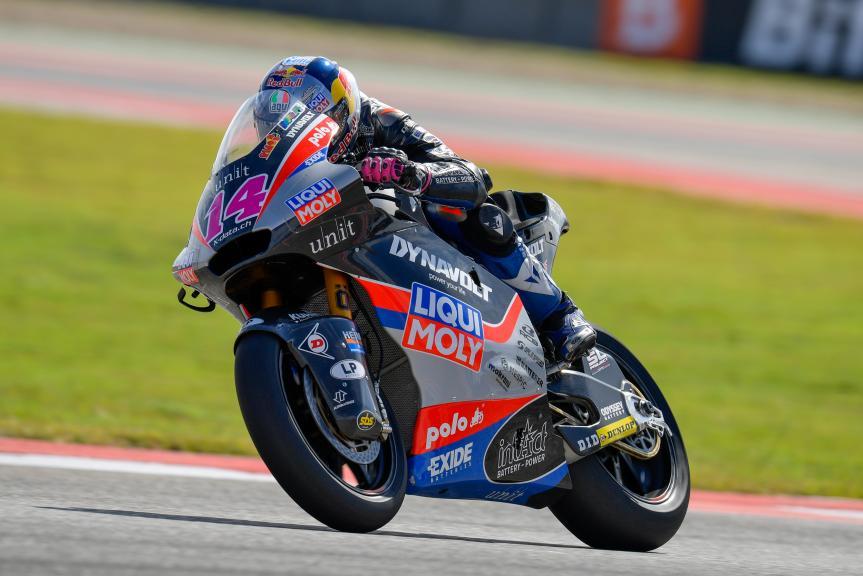 Tony Arbolino, Liqui Moly Intact GP, Red Bull Grand Prix of The Americas
