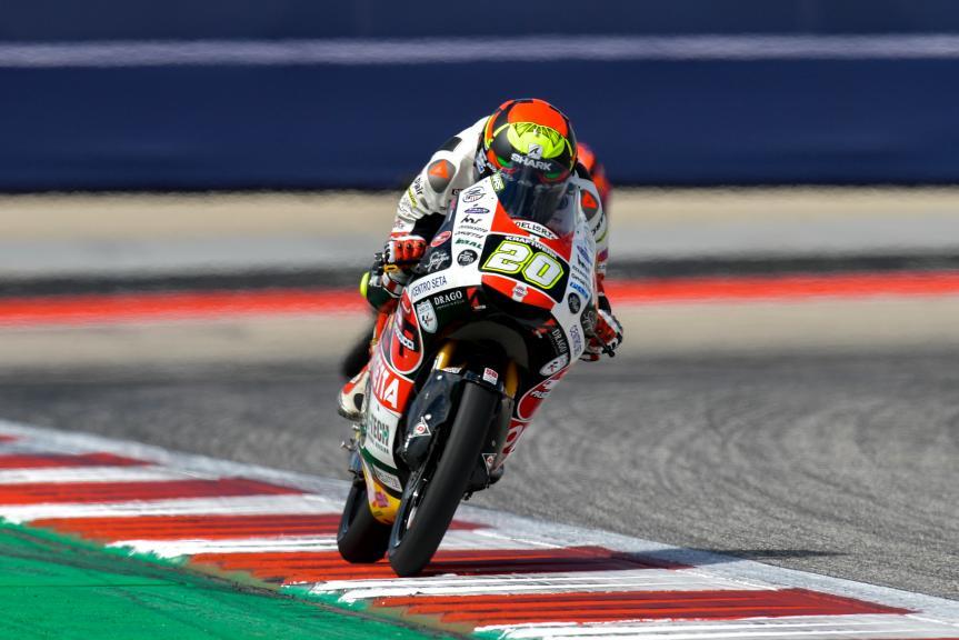 Lorenzo Fellon, Sic58 Squadra Corse, Red Bull Grand Prix of The Americas
