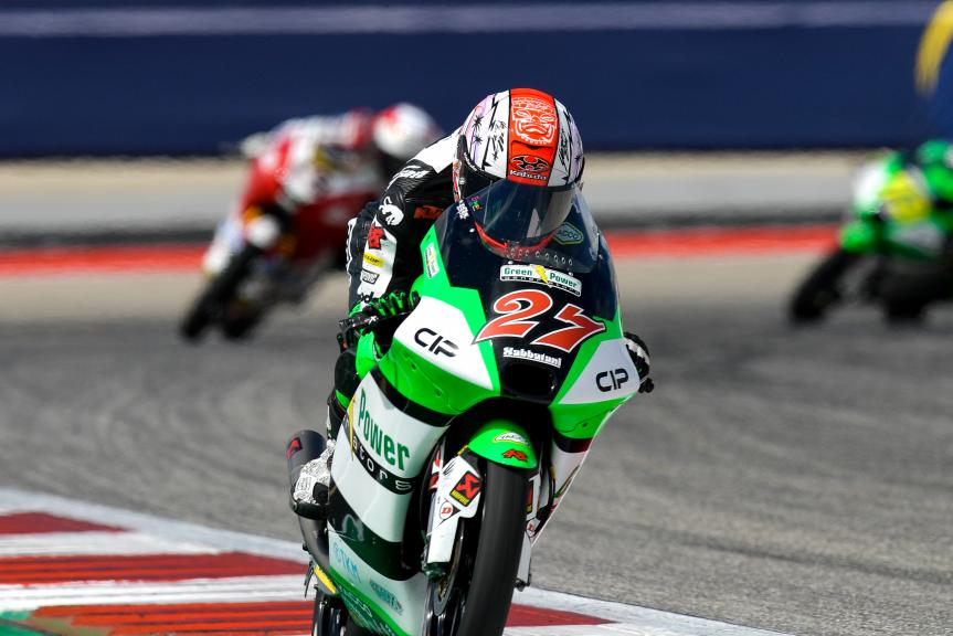 Kaito Toba, CIP Green Power, Red Bull Grand Prix of The Americas