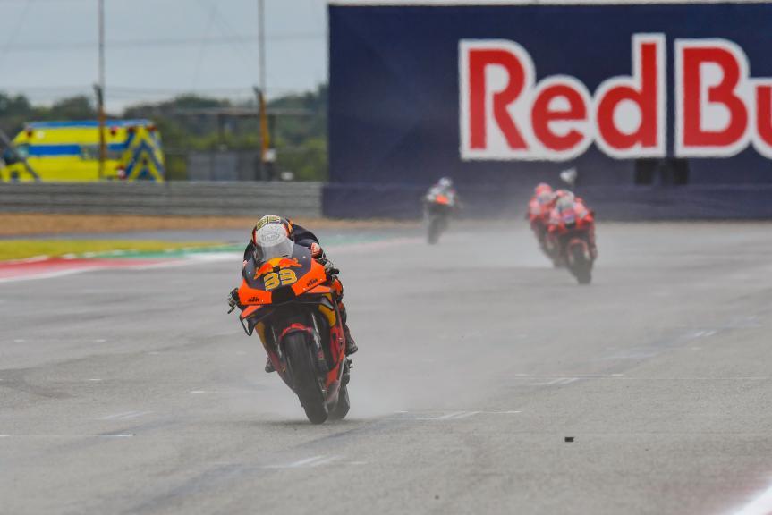 Brad Binder, Red Bull KTM Factory Racing, Red Bull Grand Prix of The Americas