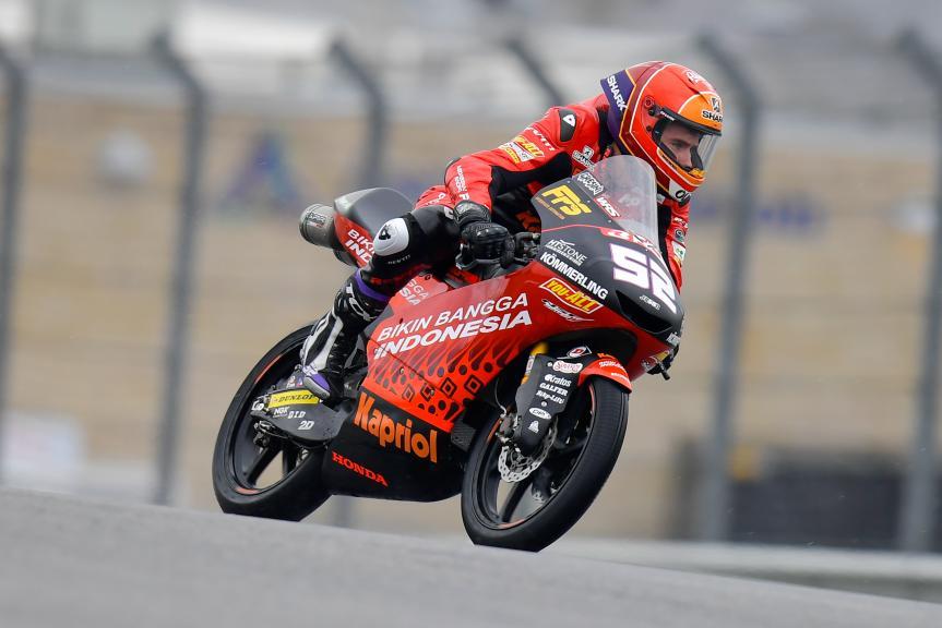Jeremy Alcoba, Indonesian Gresini Racing Moto3, Red Bull Grand Prix of The Americas