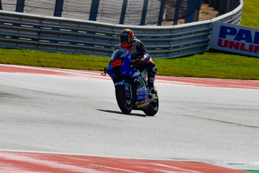 Hafizh Syahrin, NTS Rw Racing GP, Red Bull Grand Prix of The Americas