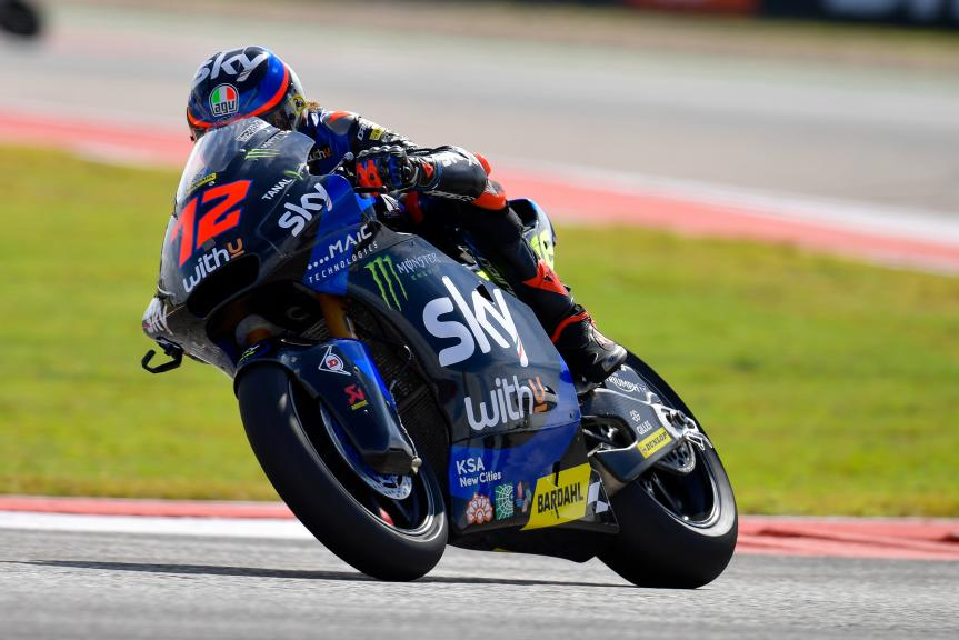 Marco Bezzecchi, Sky Racing Team VR46, Red Bull Grand Prix of The Americas