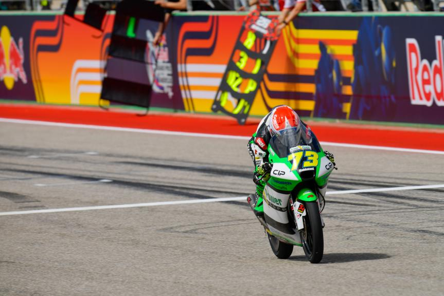 Maximilian Kofler, CIP Green Power, Red Bull Grand Prix of The Americas