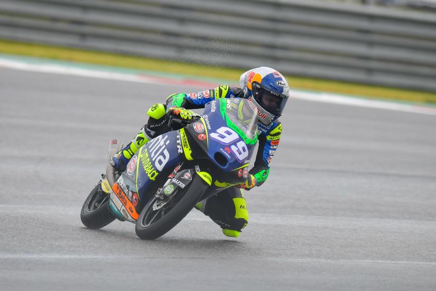 Carlos Tatay, Avintia Esponsorama Moto3, Red Bull Grand Prix of The Americas
