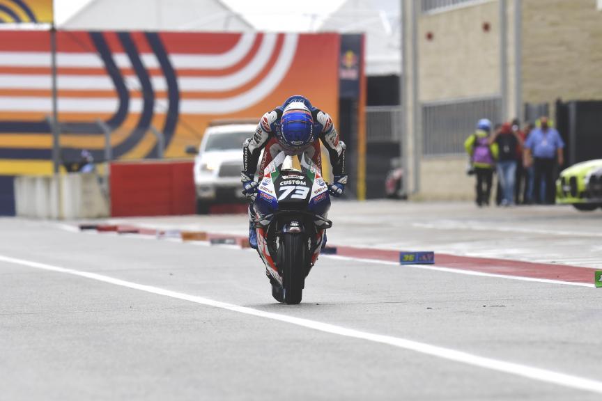 Alex Marquez, LCR Honda Castrol, Red Bull Grand Prix of The Americas