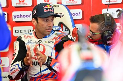 Zarco passes first post-surgery test with flying colours