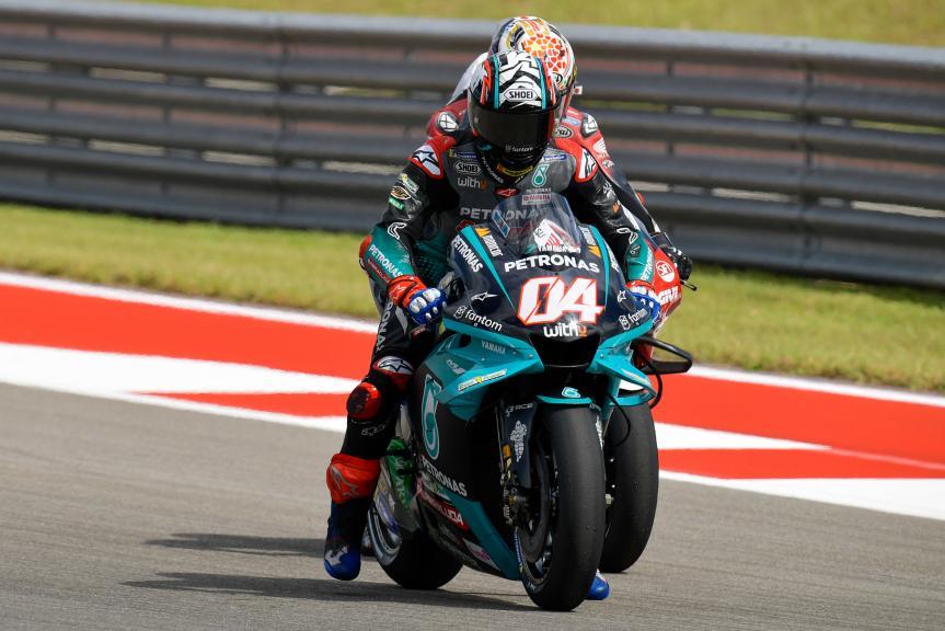 Andrea Dovizioso, Petronas Yamaha SRT, Red Bull Grand Prix of The Americas