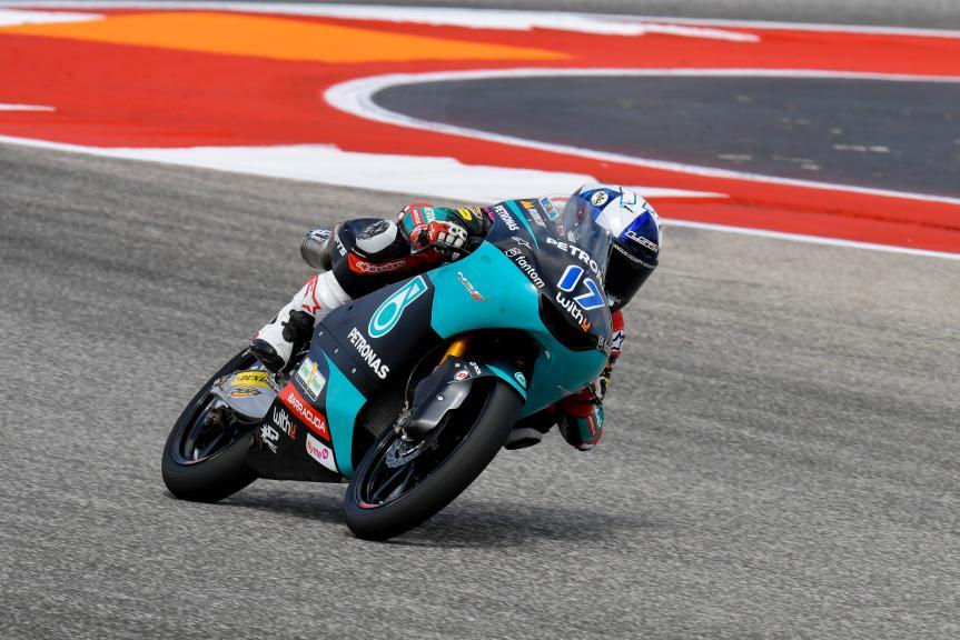John Mcphee, Petronas Sprinta Racing, Red Bull Grand Prix of The Americas