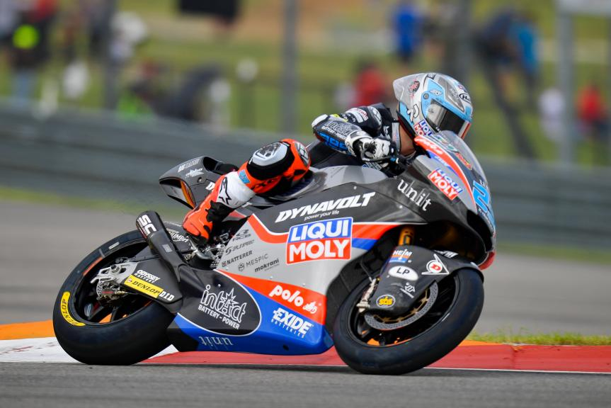 Marcel Schrotter, Liqui Moly Intact GP, Red Bull Grand Prix of The Americas