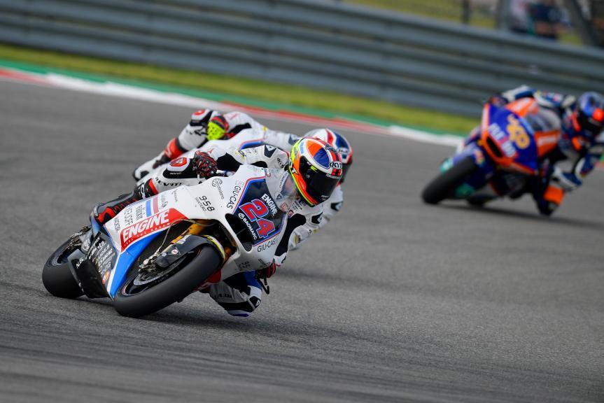 Simone Corsi, MV Agusta Forward Racing, Red Bull Grand Prix of The Americas