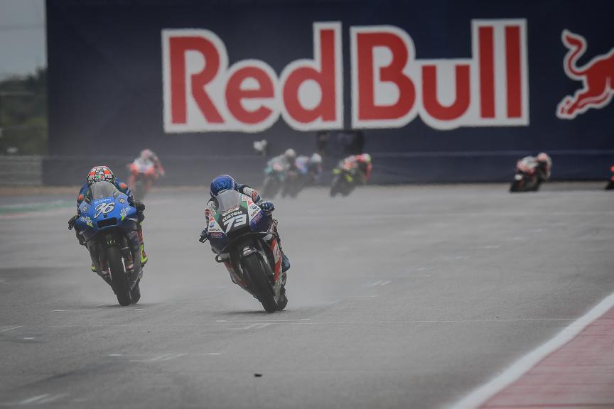 Joan Mir, Alex Marquez, Red Bull Grand Prix of The Americas