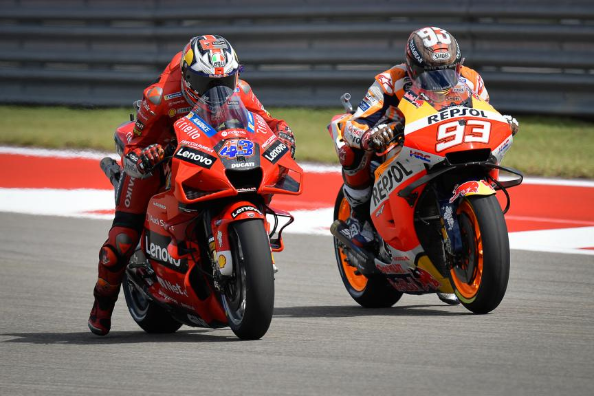 Jack Miller, Marc Marquez, Red Bull Grand Prix of The Americas