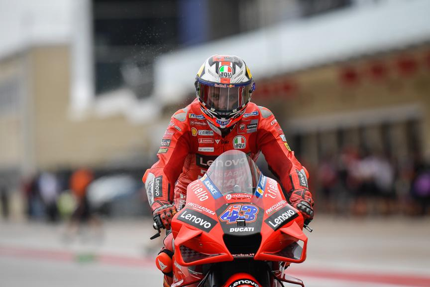 Jack Miller, Ducati Lenovo Team, Red Bull Grand Prix of The Americas