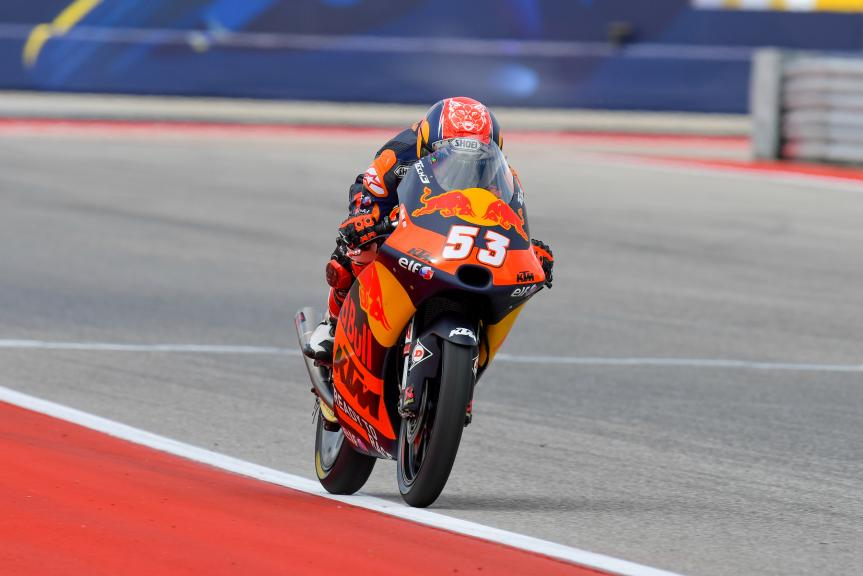 Deniz Oncu, Red Bull KTM Tech 3, Red Bull Grand Prix of The Americas