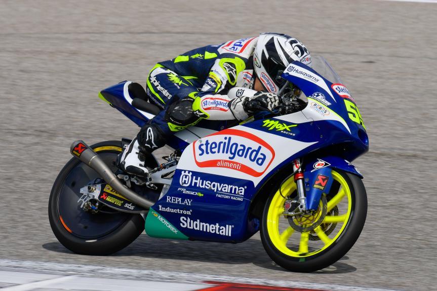 Romano Fenati, Sterilgarda Max Racing Team, Red Bull Grand Prix of The Americas