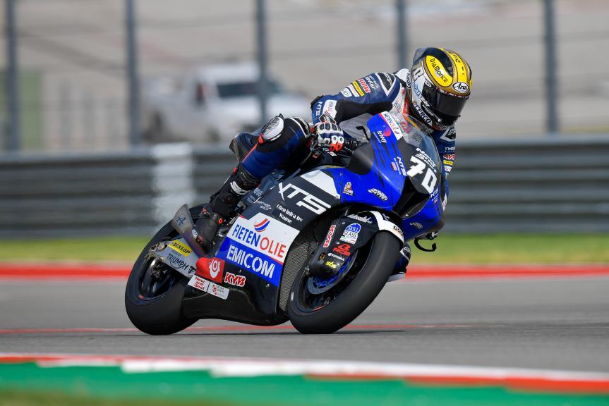 Barry Baltus, NTS RW Racing GP, Red Bull Grand Prix of The Americas