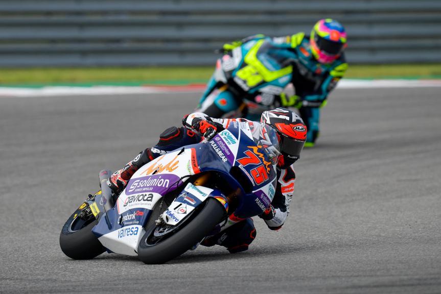 Albert Arenas, Inde Aspar Team, Red Bull Grand Prix of The Americas
