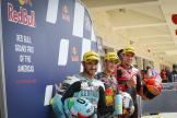 Dennis Foggia, Jeremy Alcoba, Jaume Masia, Red Bull Grand Prix of The Americas