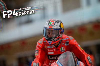 Miller confirma su gran ritmo y Mir acelera hacia la Q1