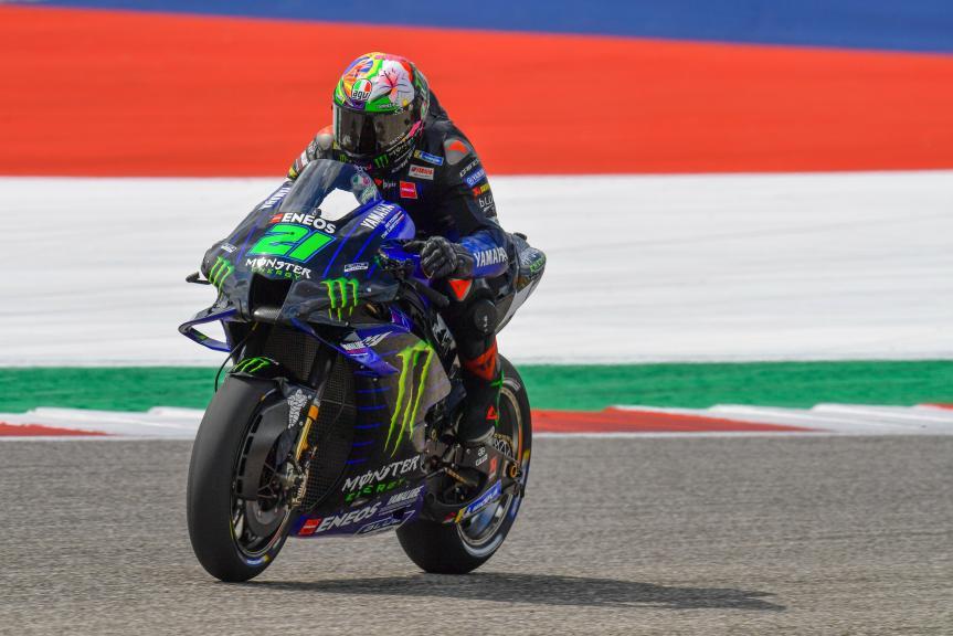 Franco Morbidelli, Monster Energy Yamaha MotoGP, Red Bull Grand Prix of The Americas