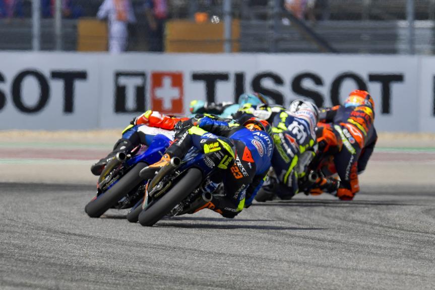 Niccolò Antonelli, Avintia VR46, Red Bull Grand Prix of The Americas