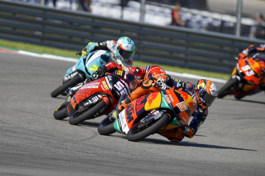 Jaume Masia, Red Bull KTM Ajo, Red Bull Grand Prix of The Americas