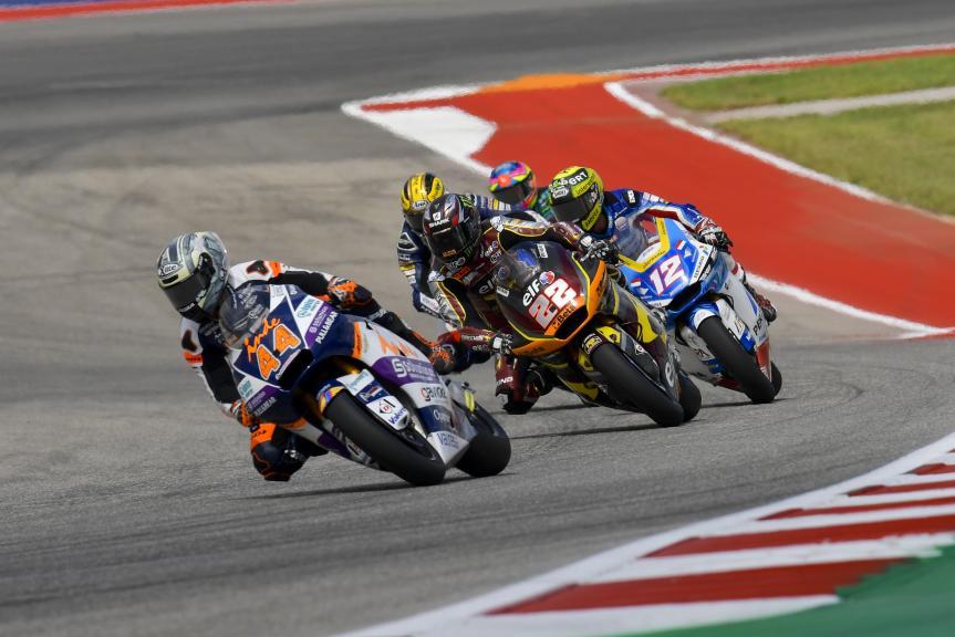 Sam Lowes, Elf Marc Vids Racing Team, Red Bull Grand Prix of The Americas