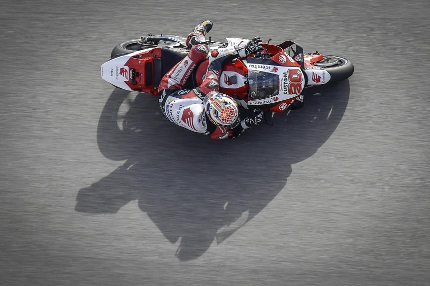 Takaaki Nakagami, LCR Honda, Red Bull Grand Prix of The Americas