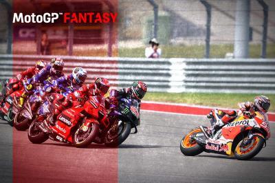 MotoGP™ Fantasy: Márquez deja huella en Austin