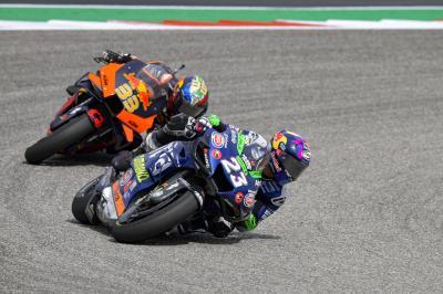 Las batallas 'ocultas' del GP Red Bull de las Américas