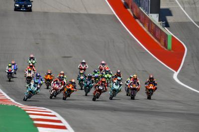 How are the 2022 Moto2™ and Moto3™ grids shaping up?
