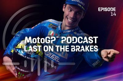 Joan Mir: Defending the MotoGP title wasn't pressure to me