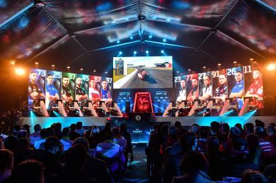 MotoGP™ eSport, la finale a Valencia si fa in loco!