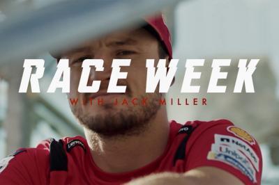 Red Bull Race Week: El duro fin de semana de Miller en COTA