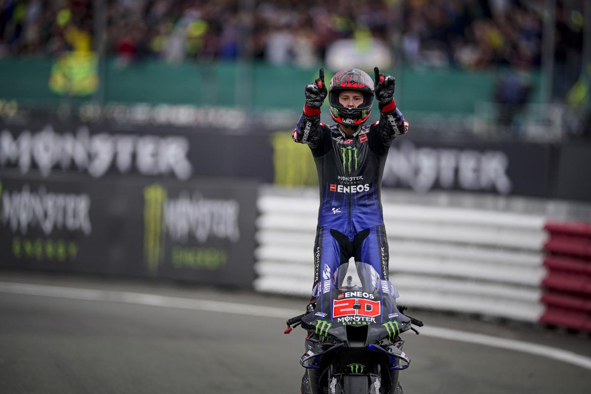 Will Quartararo join an exclusive 15-rider club in 2021?