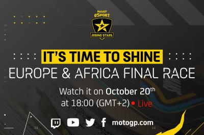 The third Rising Stars Series Regional Final is here!