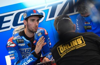 'We'll come back better' - can Rins reach his peak in 2022?