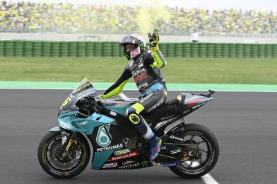 Rossi pronto per dire un 'ciao' speciale a Misano