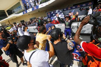 Quartararo: 2021 World Champion at Misano if…