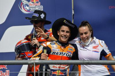 Marquez: Why can't women play a bigger role in MotoGP™?
