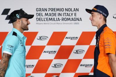 """""""¿Por qué no creer?"""" - La previa del 'match point' de Moto3™"""