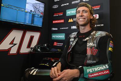 Darryn Binder joins WithU Yamaha RNF MotoGP Team for 2022