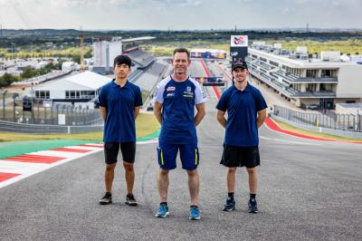 Sasaki y McPhee, al Sterilgarda Max Racing Team en 2022