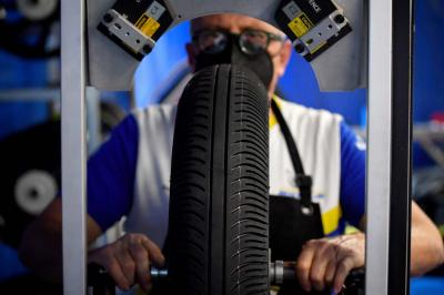 Which Michelin tyres will riders choose in Misano?