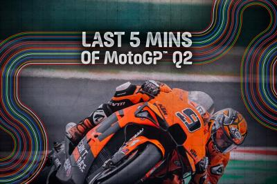 FREE: The final 5 minutes of Q2 from Misano