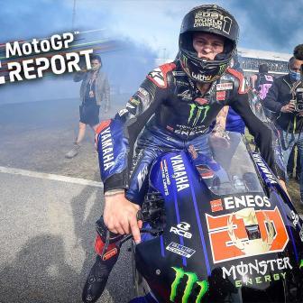 ELD1ABLO: Quartararo ist Weltmeister & Marc Marquez siegt