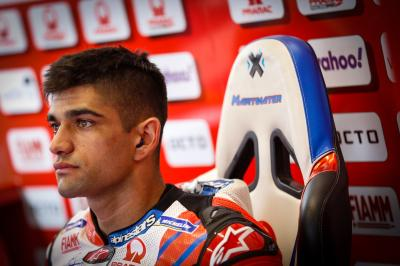 Surgery a possibility for Martin after wicked Misano crash